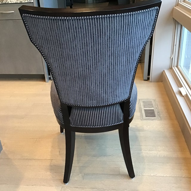 Designmaster Furniture for Hickory Co. Dining Chairs - Set of 8 For Sale - Image 11 of 13