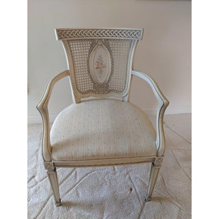 1960s Vintage French Provincial Accent Chairs- A Pair Preview
