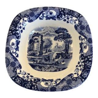 Spode Italian Decorative Bowl For Sale