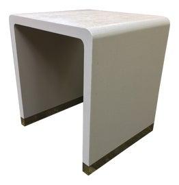 Image of Beige Side Tables