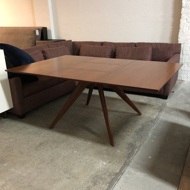 New Copeland Furniture Catalina 48 Square Extension Table Chairish