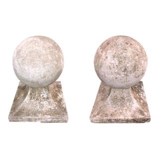 Small Ball Finials For Sale