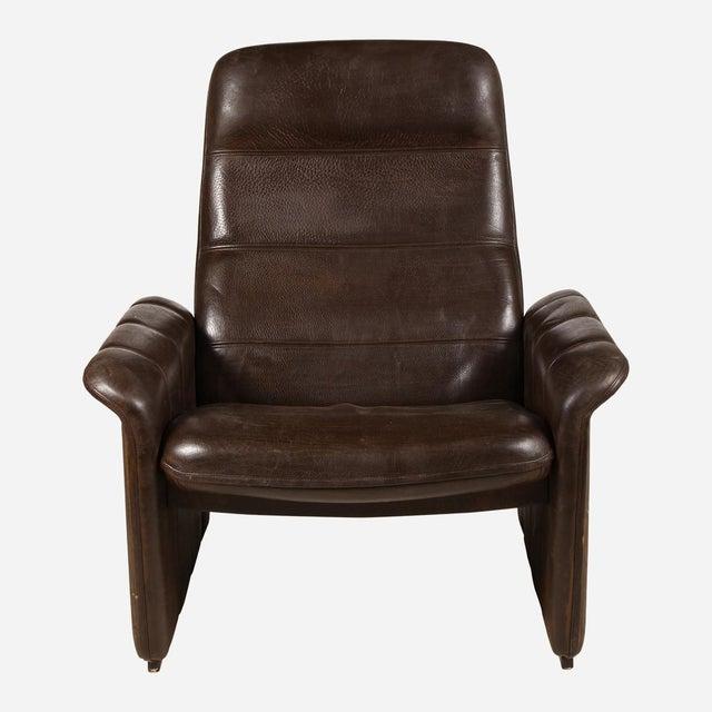 De Sede Midcentury leather recliner. Perfect condition.