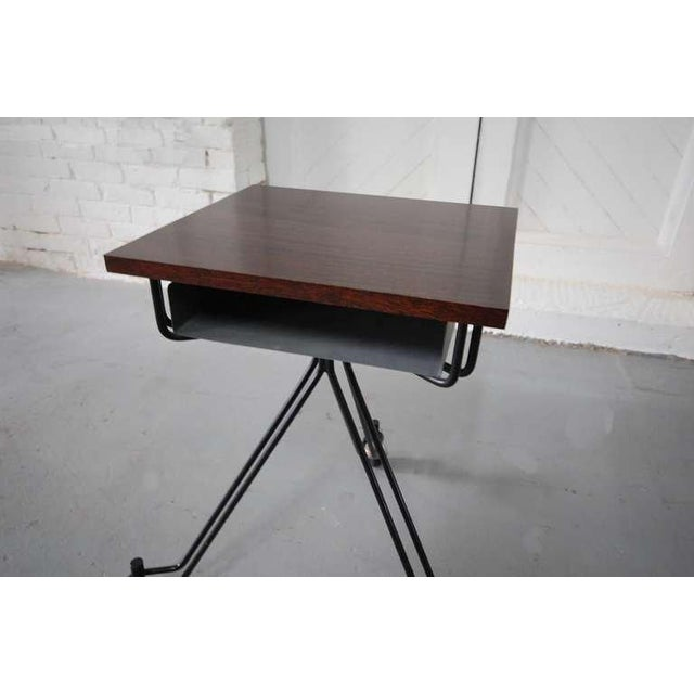 Mid-Century Modern Eliot Noyes i.b.m. Table For Sale - Image 3 of 5