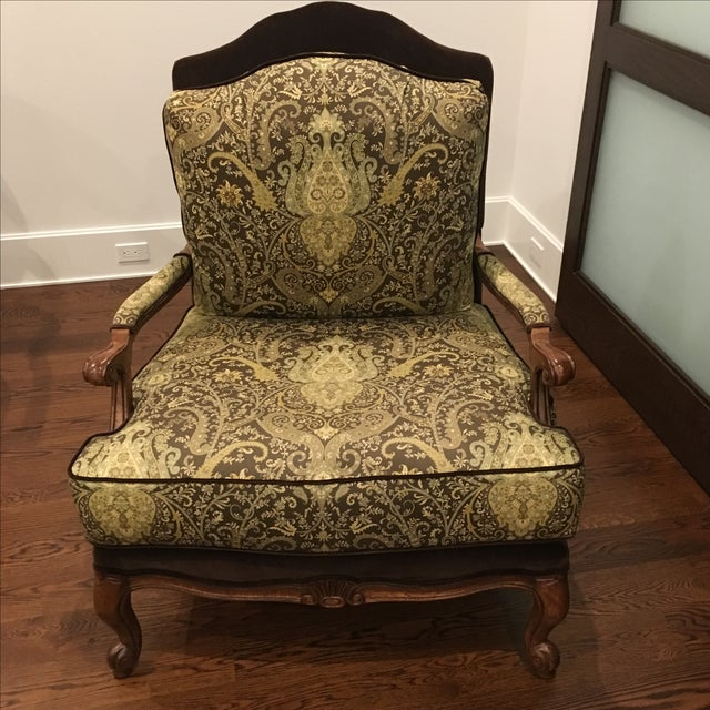 Ethan Allen Harris Chair - Image 2 of 5