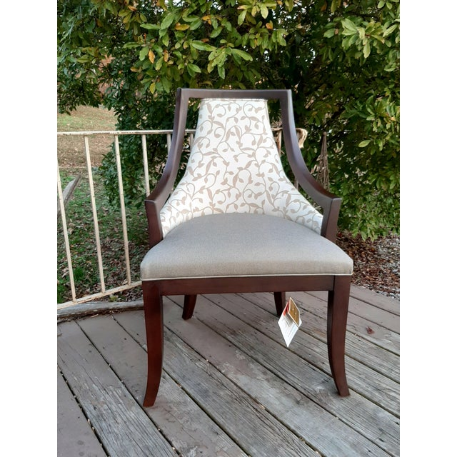 Fairfield Caldwell Occasional Chair For Sale - Image 13 of 13