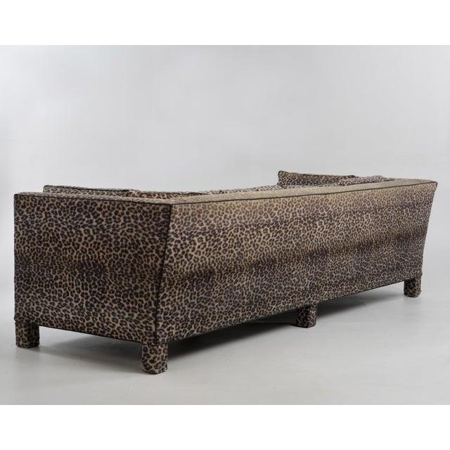 Billy Baldwin Mid-Century Billy Baldwin Sofa For Sale - Image 4 of 13