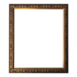 Gilded Acanthus Wooden Frame