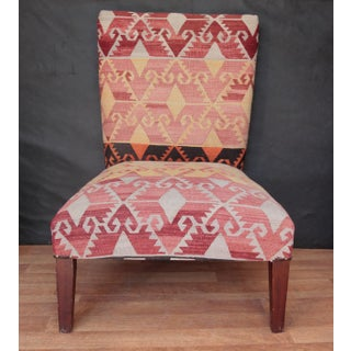 Kilim Upholstered Armchair Preview