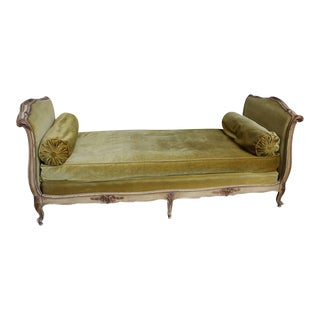 French Early 20th Century Louis XV Style Daybed