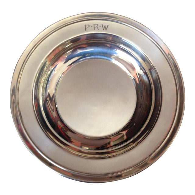 Webster Sterling Silver Bowl For Sale