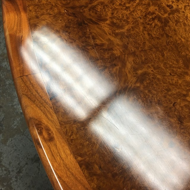 New Martin Pierce Hedgerow Circular Dining Table For Sale - Image 7 of 11