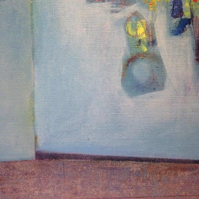 1960s Stanley Bate, Pas De Deux Painting, Circa 1960 For Sale - Image 5 of 7