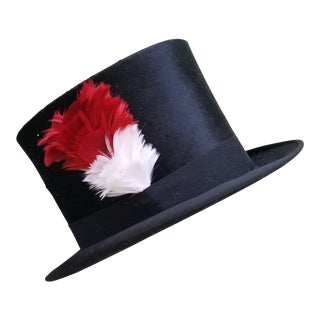 Victorian Equestrian Top Hat For Sale