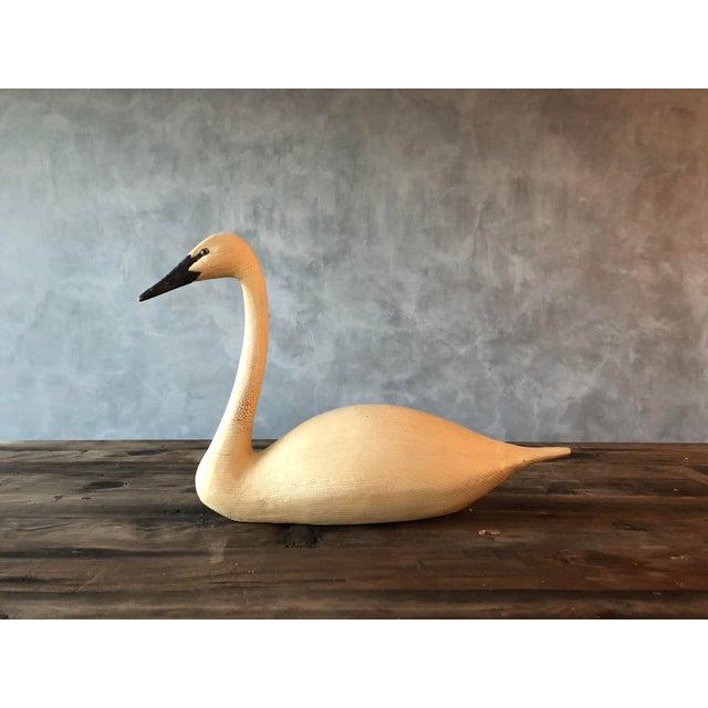 Thomas Langan Duck Decoy - Image 7 of 7