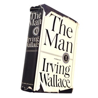 The Man by Irving Wallace Book