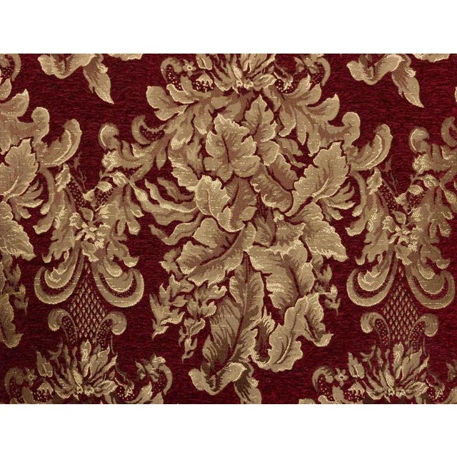 Gold Gilt Rococo Style Marquise For Sale - Image 8 of 10