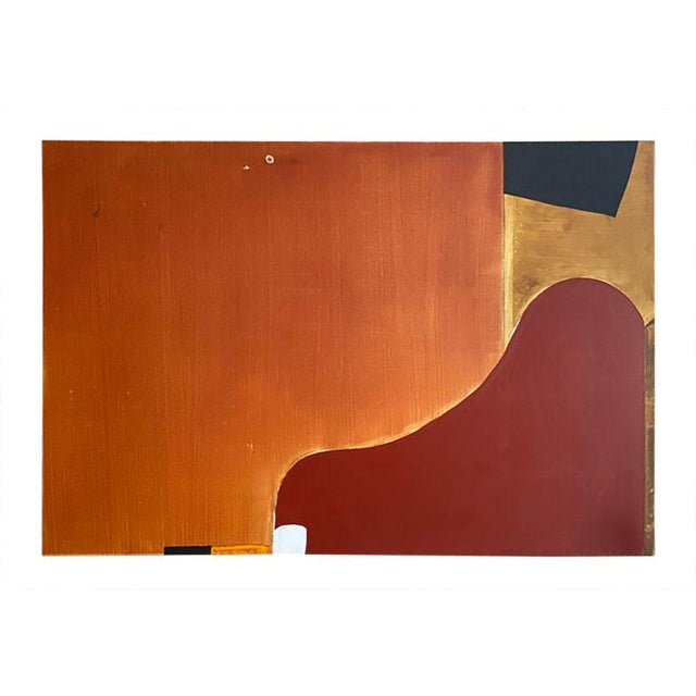 Canvas Monumental Contemporary Abstract XVI by William McLure For Sale - Image 7 of 7