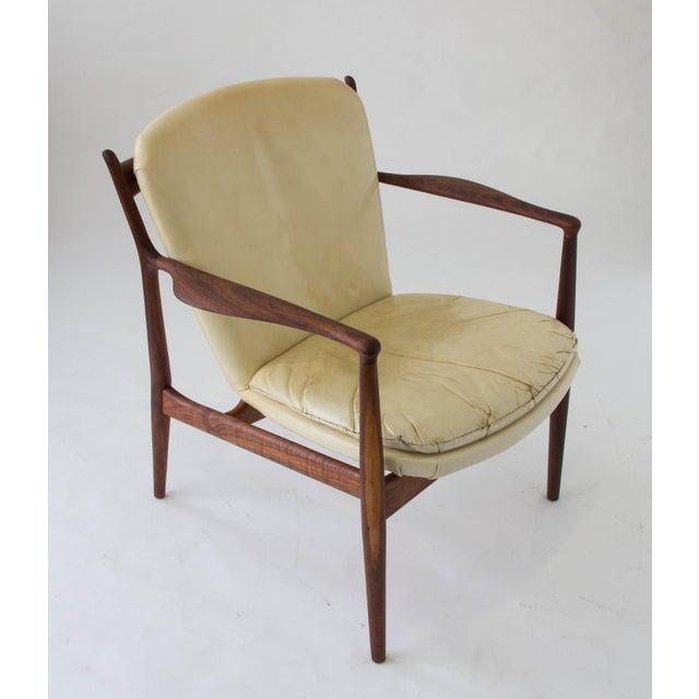"""Finn Juhl """"Delegate"""" Armchair For Sale - Image 9 of 11"""