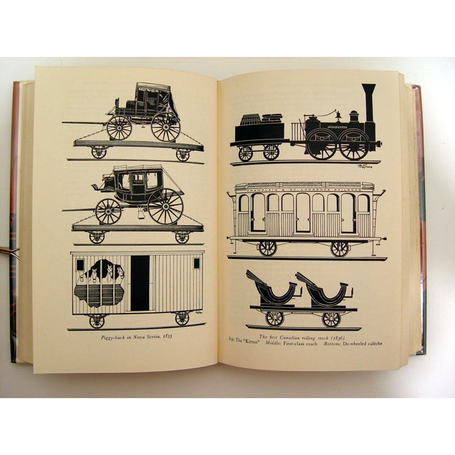 Canadian National Railways Book - Image 8 of 9
