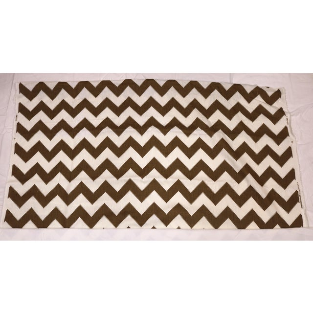 Contemporary Contemporary Kravet Fabric Linen Designed by Jonathan Adler For Sale - Image 3 of 4