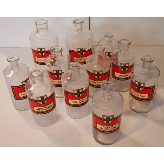 French Apothecary Jars - Set of 11 - Image 10 of 10
