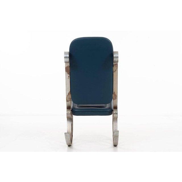 Arturo Pani Arturo Pani Rocking Chair For Sale - Image 4 of 6