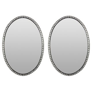 A Pair of Irish Mirrors