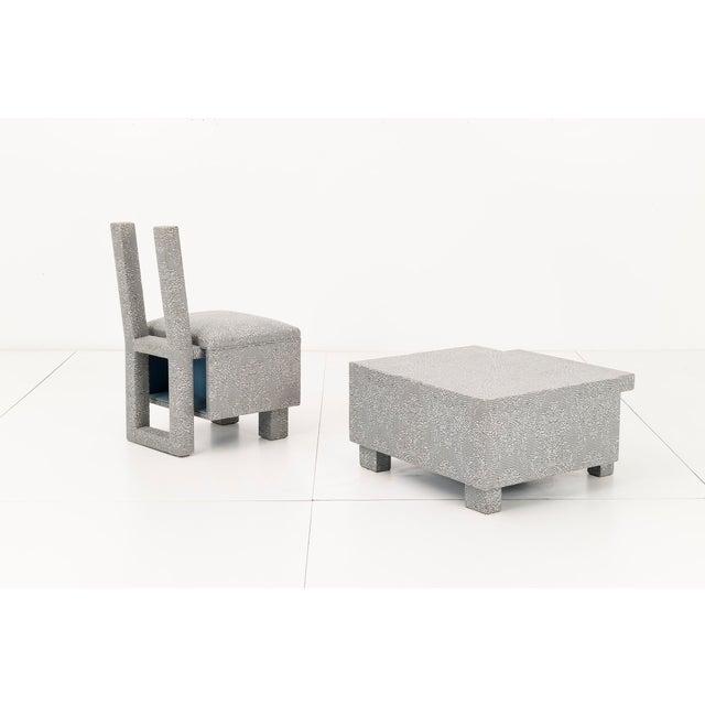 Studio Mingle-Maeda Chair and Side Table for Droog - Image 4 of 9