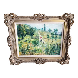 Impressionist Style Paintings For Sale