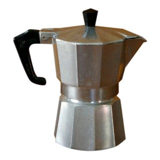 1960s Italian Mid-Century Modern Coffee Maker For Sale