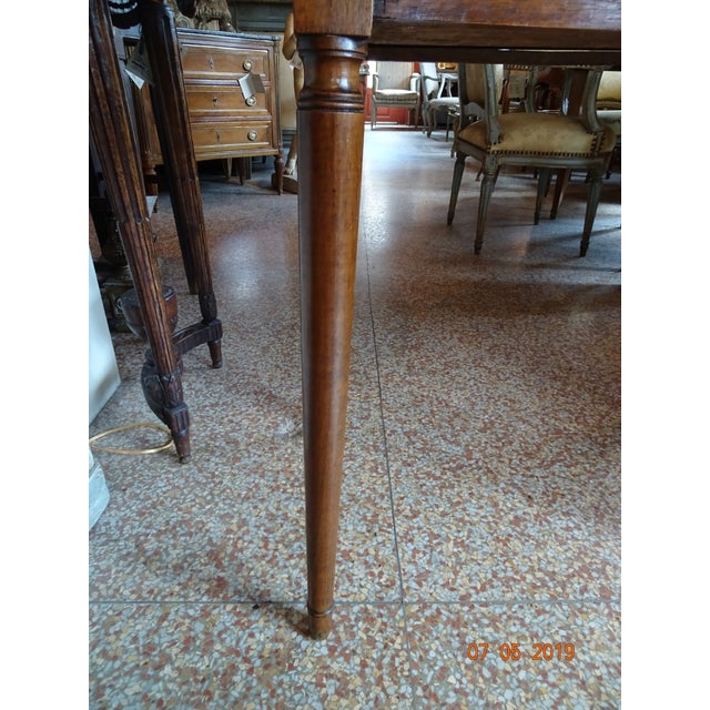 Early 18th Century French Directoire Side Table For Sale - Image 5 of 11