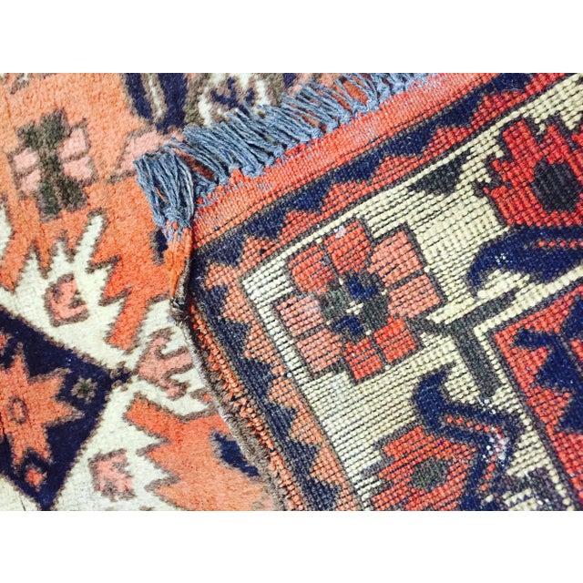 "Turkaman Persian Handmade Rug - 2'6"" X 4'8"" - Image 9 of 9"