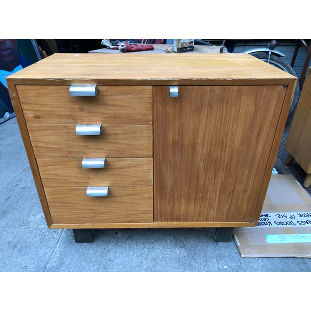1960s Mid-Century Modern George Nelson for Herman Miller Chest For Sale - Image 10 of 10