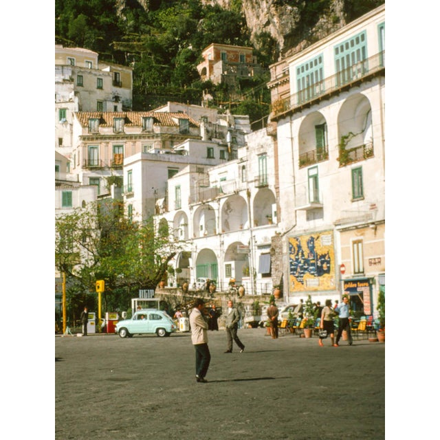 Ah, is there anything more romantic than the Amalfi Coast? We think not. The second of a set of two prints from the same...