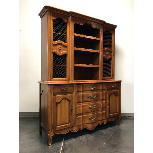 french rb cupboard items ebth china ixlib cabinet thomasville dsc country
