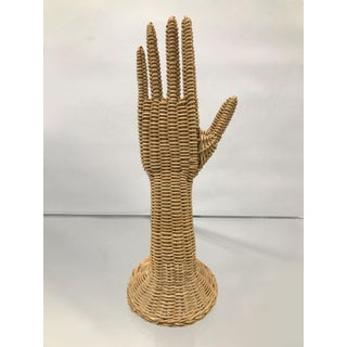 Vintage Woven Wicker Hand Preview