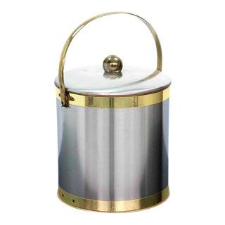Mid-Century Modern Ice Bucket For Sale