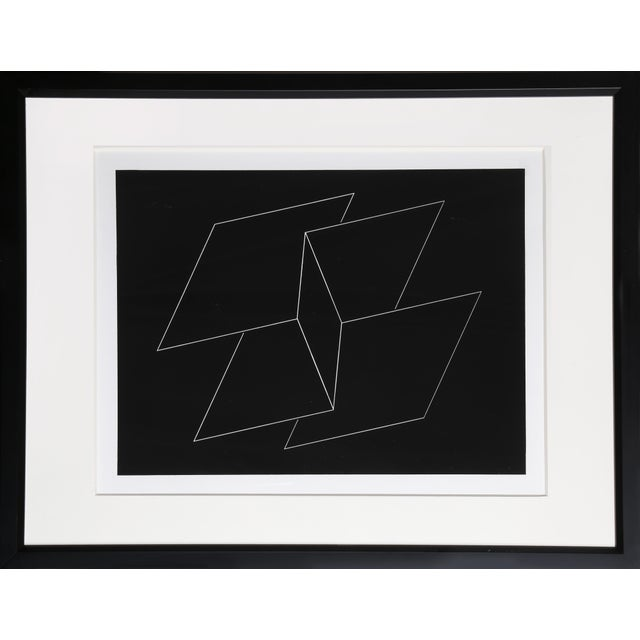 "Josef Albers ""Portfolio 2, Folder 10, Image 2"" Print For Sale"