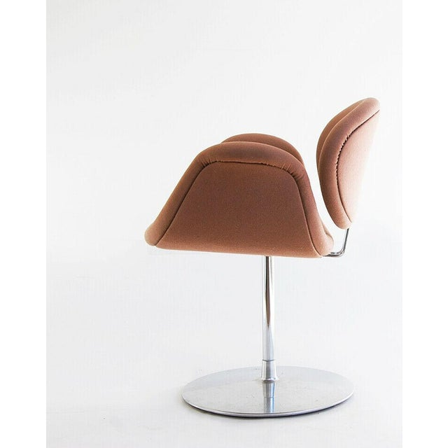 """Artifort 1959, Pierre Paulin Mid Century Modern """"Tulip F545"""" Artifort Space Age Chairs- a Pair For Sale - Image 4 of 9"""