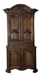 Image of French Country Armoires Wardrobes and Linen Presses