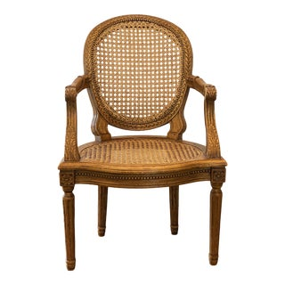 French Louis XVI Children's Chair For Sale