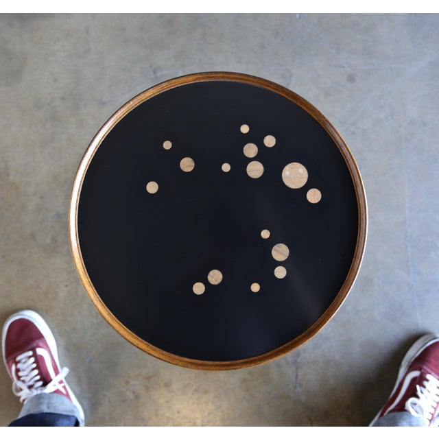Rosewood Constellation Table by Edward Wormley for Dunbar For Sale - Image 7 of 9