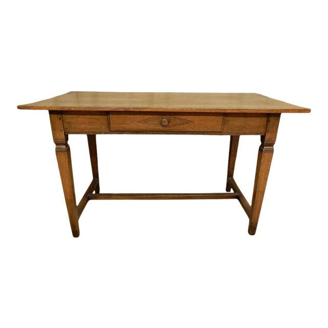 19th C Provincial Italian Writing Desk For Sale