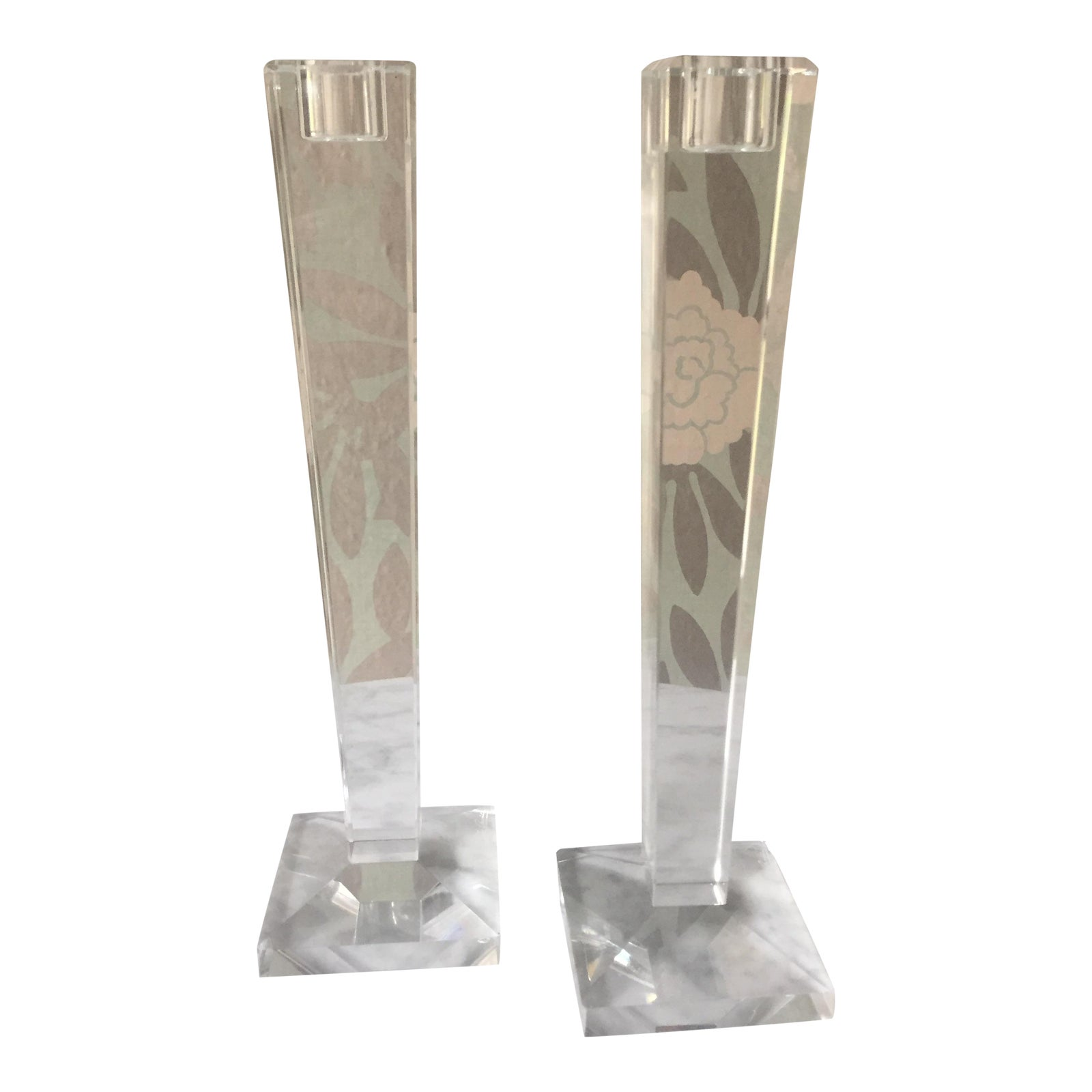 olga cassini crystal candle holder - HD1600×1600