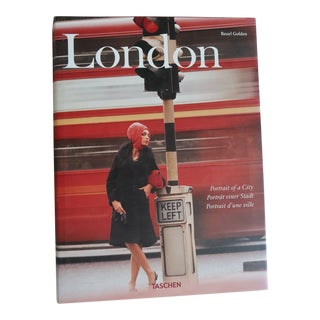 Taschen London Coffee Table Book For Sale