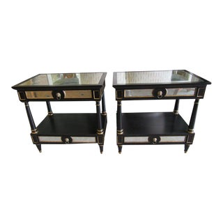 Lillian August Clivedon Side Tables - A Pair