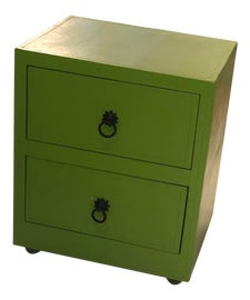 Image of Moroccan Nightstands