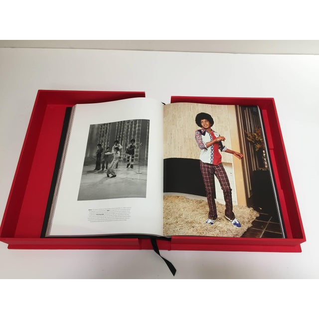 Modern Michael Jackson Opus Large Collector Table Book For Sale - Image 3 of 11