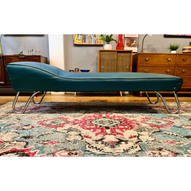 Art Deco Chaise Lounge/Daybed by Kem Weber For Sale - Image 13 of 13